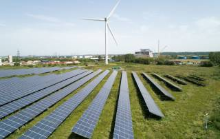 Bristol City Council's Wind and Solar Farm